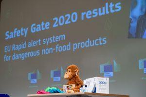 Protéger les consommateurs en renforçant la sécurité des produits – une exigence européenne