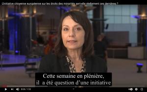 L'initiative citoyenne européenne sur les droits des minorités sert-elle réellement ces dernières ?
