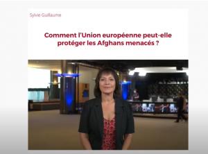 Comment l'Union européenne peut-elle protéger les Afghans menacés ?